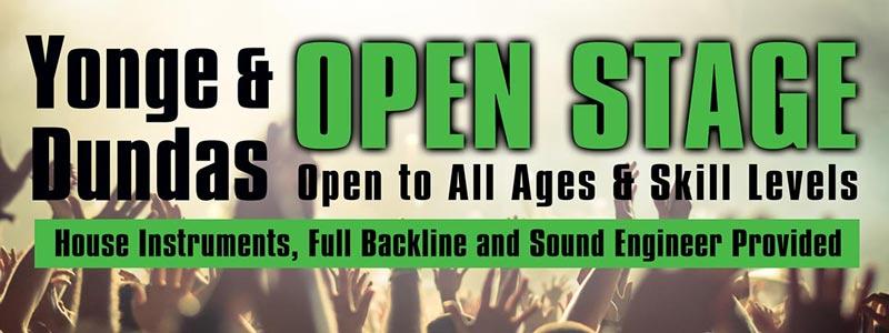 Open Stage Toronto
